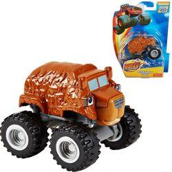 Вспыш Чудо машинка Мишка Гризли Grizzly Bear Truck CGF20/DGK42