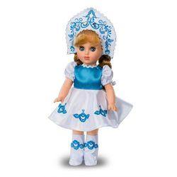 Весна Кукла Алла Гжельская красавица коллекционная 35 см В144