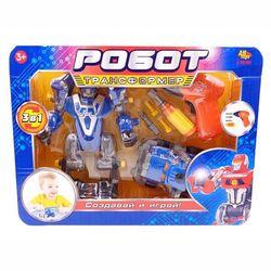 Игровой набор 3 в 1 Робот-трансформер C-00185