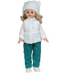 Весна Кукла Алиса 14 ходит за ручку и говорит 11 фраз 55см В1684