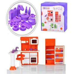 Мебель для кукол Кухня Конфетти ОГ1339