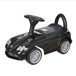 Детская машинка каталка Mercedes-Benz SLR 722S черный