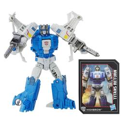 Transformers Трансформер Возвращение Титанов Titan Master Xort and Highbrow Deluxe B7762/7033