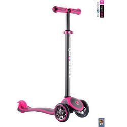 Самокат детский GLOBBER My free TITANIUM Technology neon pink