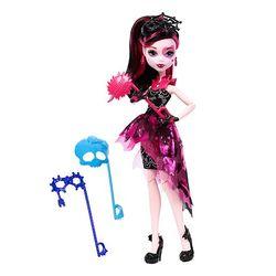 Монстер Хай кукла Дракулаура из серии Буникальные танцы Monster High DNX32