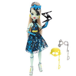 Монстер Хай кукла Фрэнки Штейн серия Буникальные танцы Monster High DNX32/34