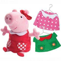 Свинка Пеппа Модница озвученная в наборе с одеждой 31155