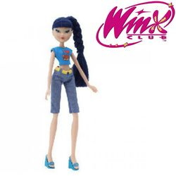 Кукла Winx Club в коллекционной одежде Муза 1081000M