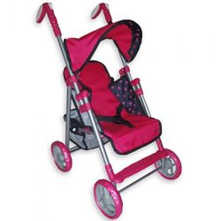 Детская коляска прогулочная для кукол Melobo 9351