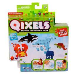 Набор для творчества 3D Квикселс Океан Qixels Q87014