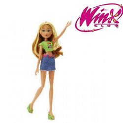 Кукла Winx Club в коллекционной одежде Флора 1081000F