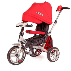 Трехколесный велосипед Leader Moby Kids T400 Red