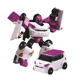 Робот-трансформер Тобот Mini Tobot W с наклейками 301022