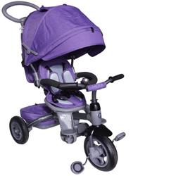 Трехколесный велосипед Modi Q Play  надувное колесо ST10 violet