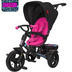 Велосипед трехколесный ICON elite NEW Stroller by Natali Prigaro Glamour OPAL (розовый)