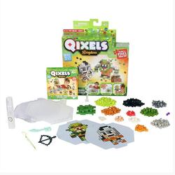 Qixels Kingdom набор для творчества Квикселс Атака троллей 87110