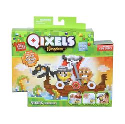 Qixels набор для творчества Квикселс Королевство Викинги 87036