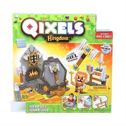 Qixels набор для творчества Квикселс Королевство Оружейная мастерская 87027