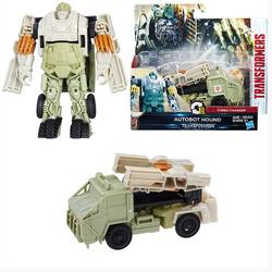 Трансформеры 5 Уан-степ Transformers Автобот Хаунд C0884/C1314