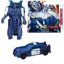 Трансформеры 5 Уан-степ Transformers Баррикейд C0884/C1313