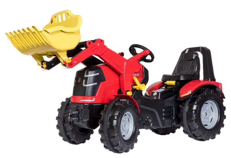 Трактор педальный с ковшом rollyX-Trac Premium  от 5-ти лет 651009