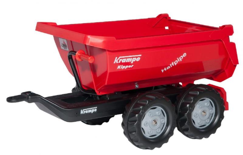 Прицеп - самосвал  для педального трактора rollyHalfpipe Krampe 123230