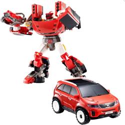 Робот трансформер Тобот Приключения Z и внедорожник KIA 301019