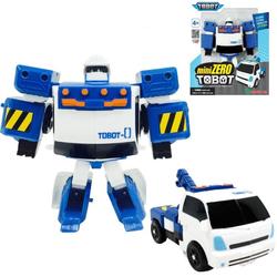 Робот-трансформер Mini Tobot Зеро и эвакуатор 301029