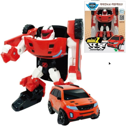Робот-трансформер Mini Tobot Z 301030