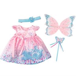 Одежда для куклы Беби Бон Платье для феи 823-644