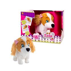 Щенок Лола собака интерактивная IMC Toys 170516