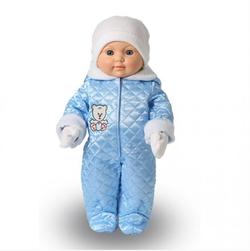 """Весна кукла """"Пупс-3"""" в комбинезоне 42 см В2970"""