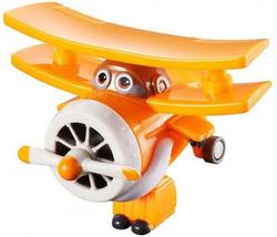 """Игрушка """"Супер крылья"""" самолет мини-трансформер Альберт YW710060"""