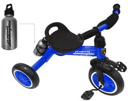 Велосипед трехколесный Ламборджини  Lamborghini   HL1B синий