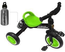 Велосипед трехколесный Ламборджини  Lamborghini   HL1G зеленый