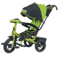 Детский велосипед трехколесный Super Formula SFA3G green