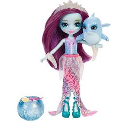 Enchantimals кукла Дольче и ее питомец дельфин Ларго FKV55