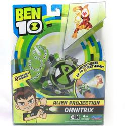 Бен 10 Часы с проектором Омнитрикс 76952