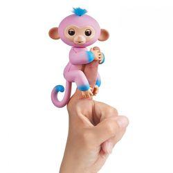 Интерактивная ручная обезьянка Fingerlings Monkey Candy Канди 3722