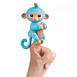 Интерактивная ручная обезьянка Fingerlings Monkey Charlie Чарли 3723