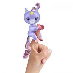 Интерактивный ручной единорог Fingerlings Baby Unicorn Alika Алика 3709