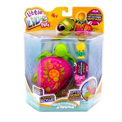 Интерактивная игрушка Черепашка Фрути с друзьями Little Live Pets  28561