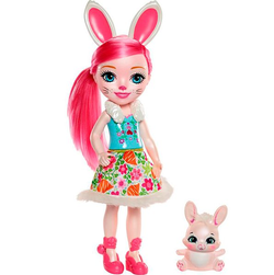 Энчантималс большая кукла Бри Кроля и ее питомец Твист Enchantimals FRH52