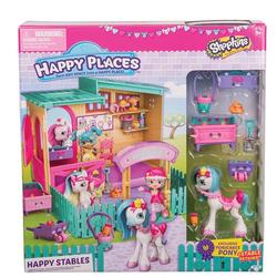 Шопкинс Веселая конюшня Shopkins Happy Places 56688