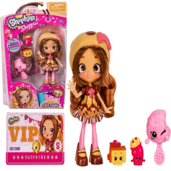 Шопкинс кукла Печенька Коко Shopkins Coco Cookie 56707