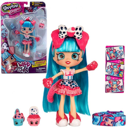 Шопкинс кукла Джессикекс  Shopkins Jessicake Wild Style 56714