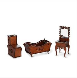 """Мебель для кукол """"Одним прекрасным утром"""" - Ванная комната 59426"""