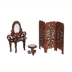 """Мебель для кукол """"Одним прекрасным утром"""" Будуар 59420"""