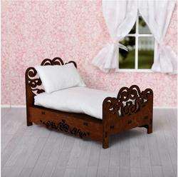 Мебель для кукол Одним прекрасным утром Спальня 59416