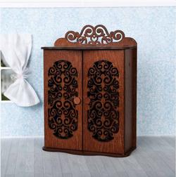 Мебель для кукол Одним прекрасным утром - Шкаф для спальни 59424